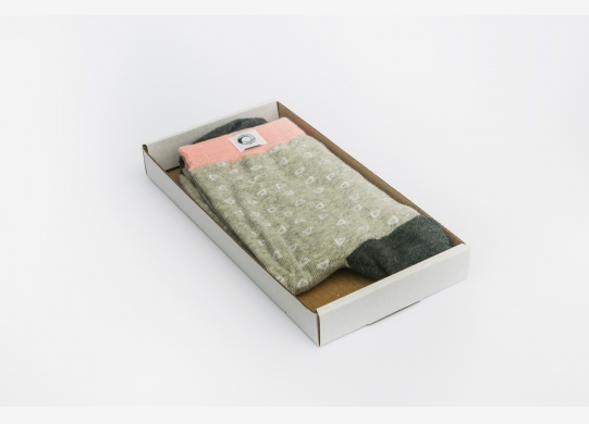 Women's socks - Small Salt